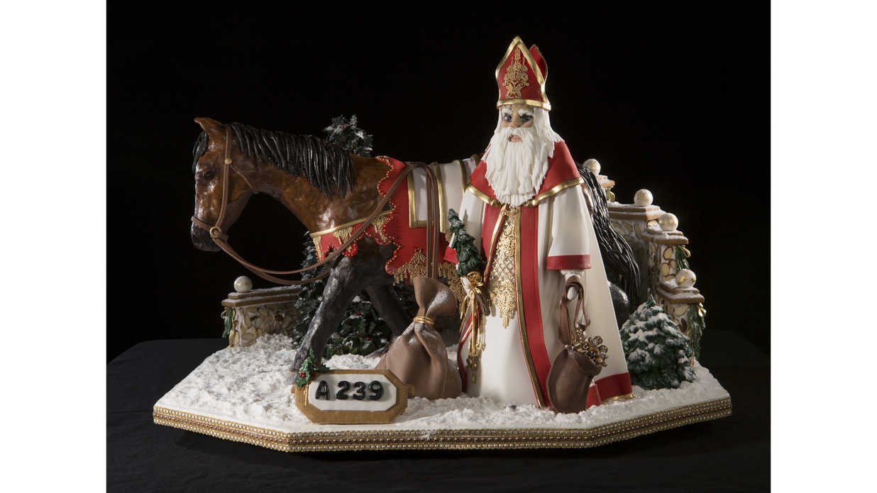 Father Christmas Gingerbread