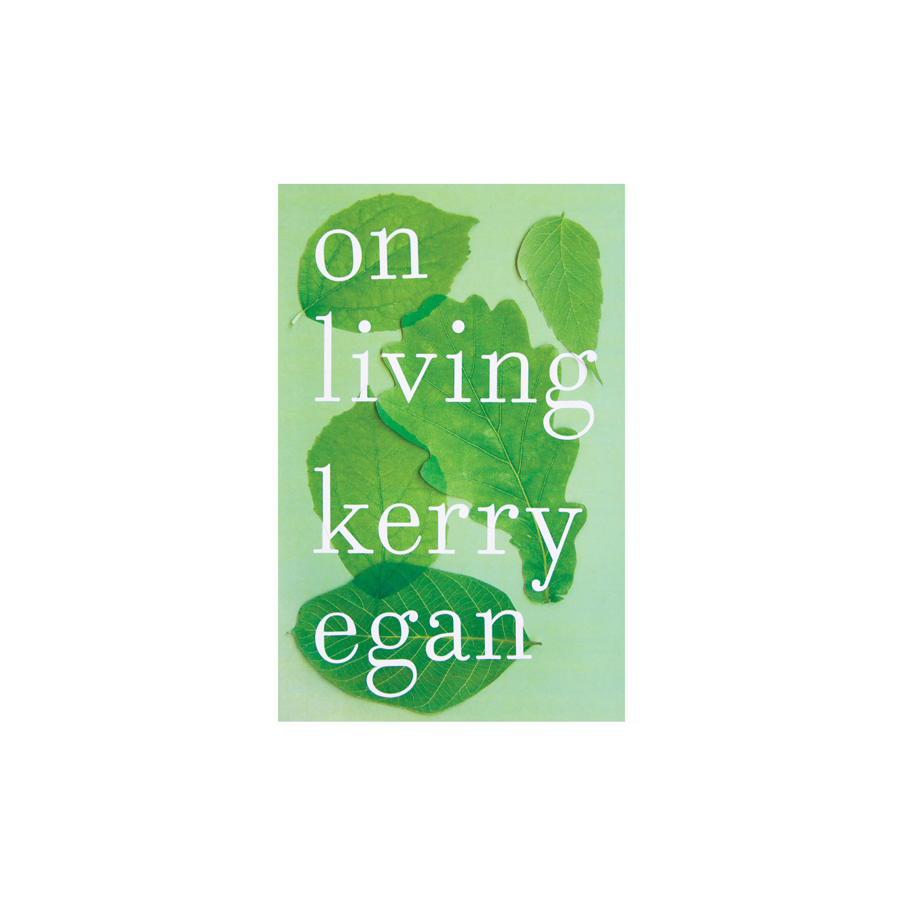 On Living, by Kerry Egan