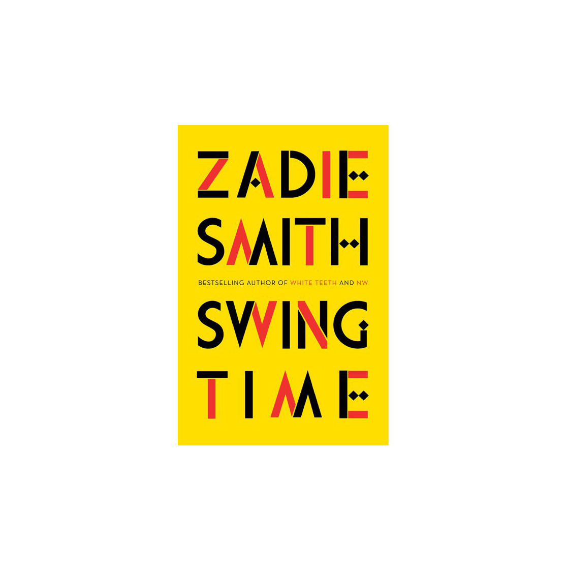 Swing Time, by Zadie Smith