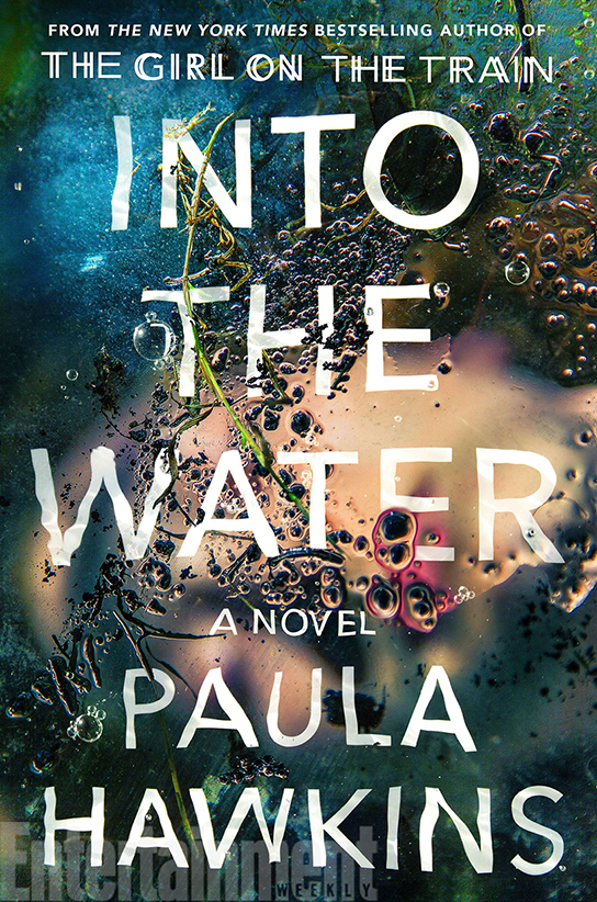 Into the Water Book Cover by Paula Hawkins