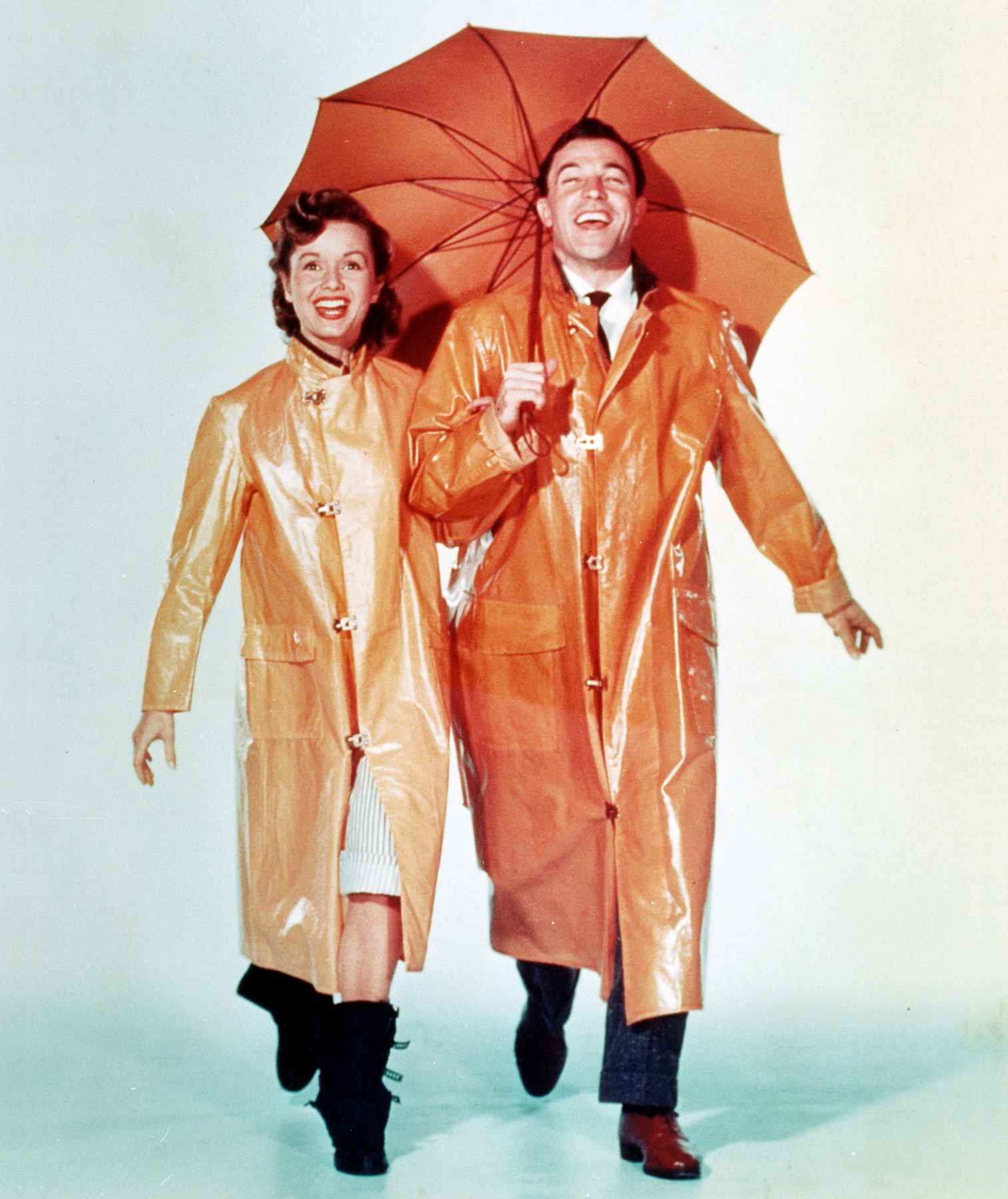 Gene Kelly and Debbie Reynolds in Singin' In the Rain