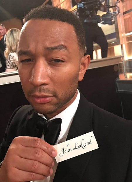 John Legend Wrong Name