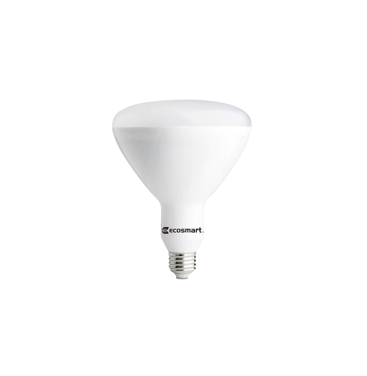 EcoSmart soft white dimmable LED bulb