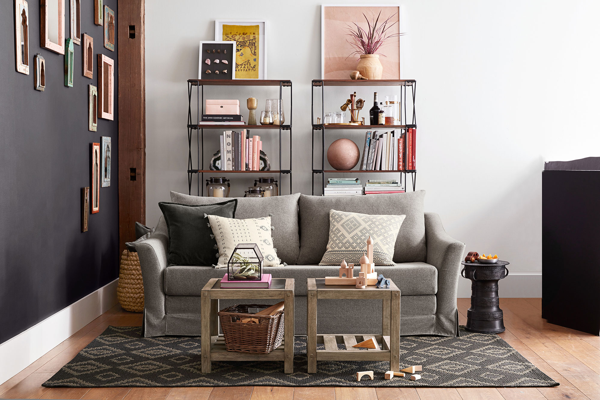 Pottery Barn Small Space