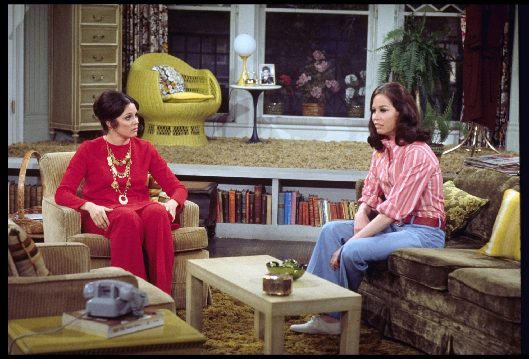 Mary Tyler Moore Apartment