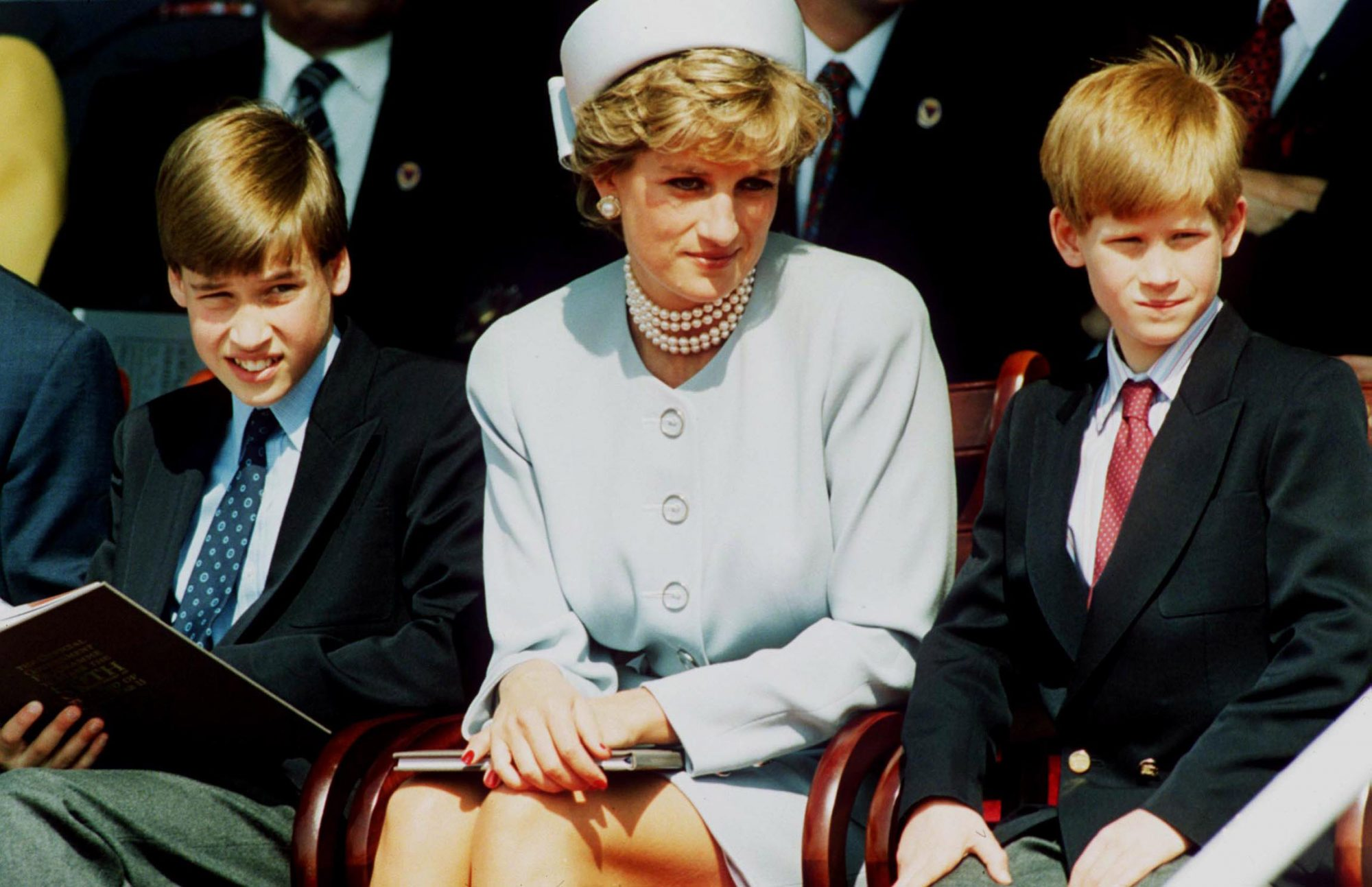 Princes William and Harry Commission a Statue to Honor Princess Diana
