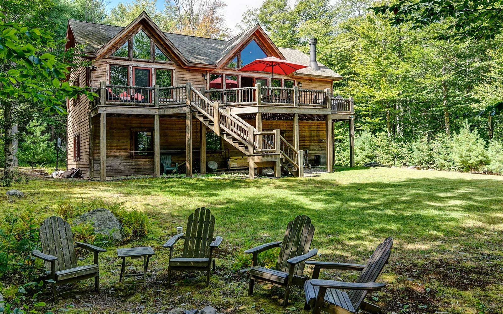Win a Lakefront Cabin in the Catskills by Writing a Short Essay