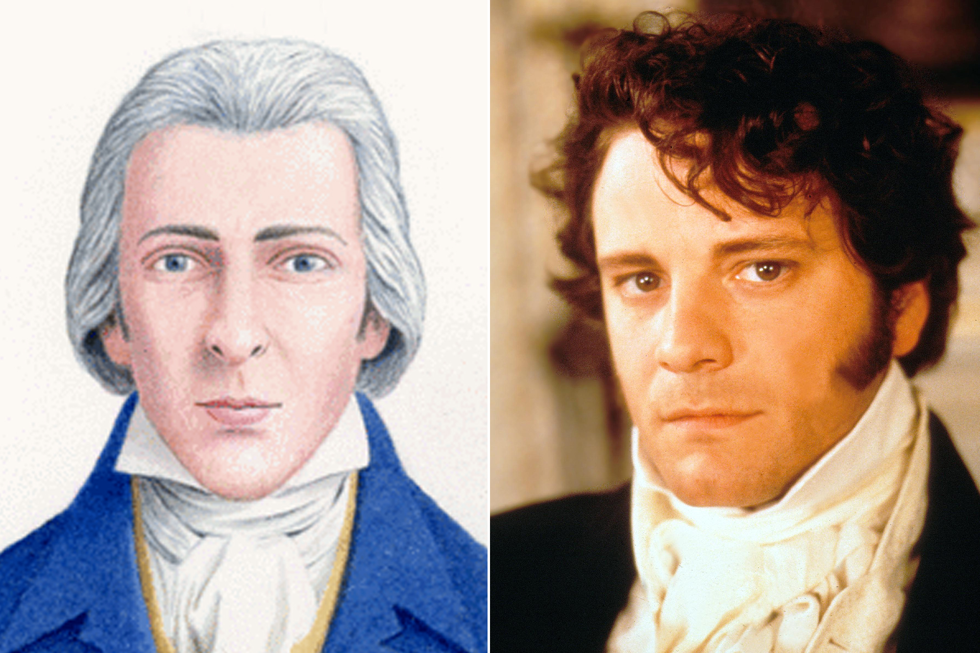 Bad News: It Turns Out the Real Mr. Darcy Wouldn't Have Been as Hot as Colin Firth