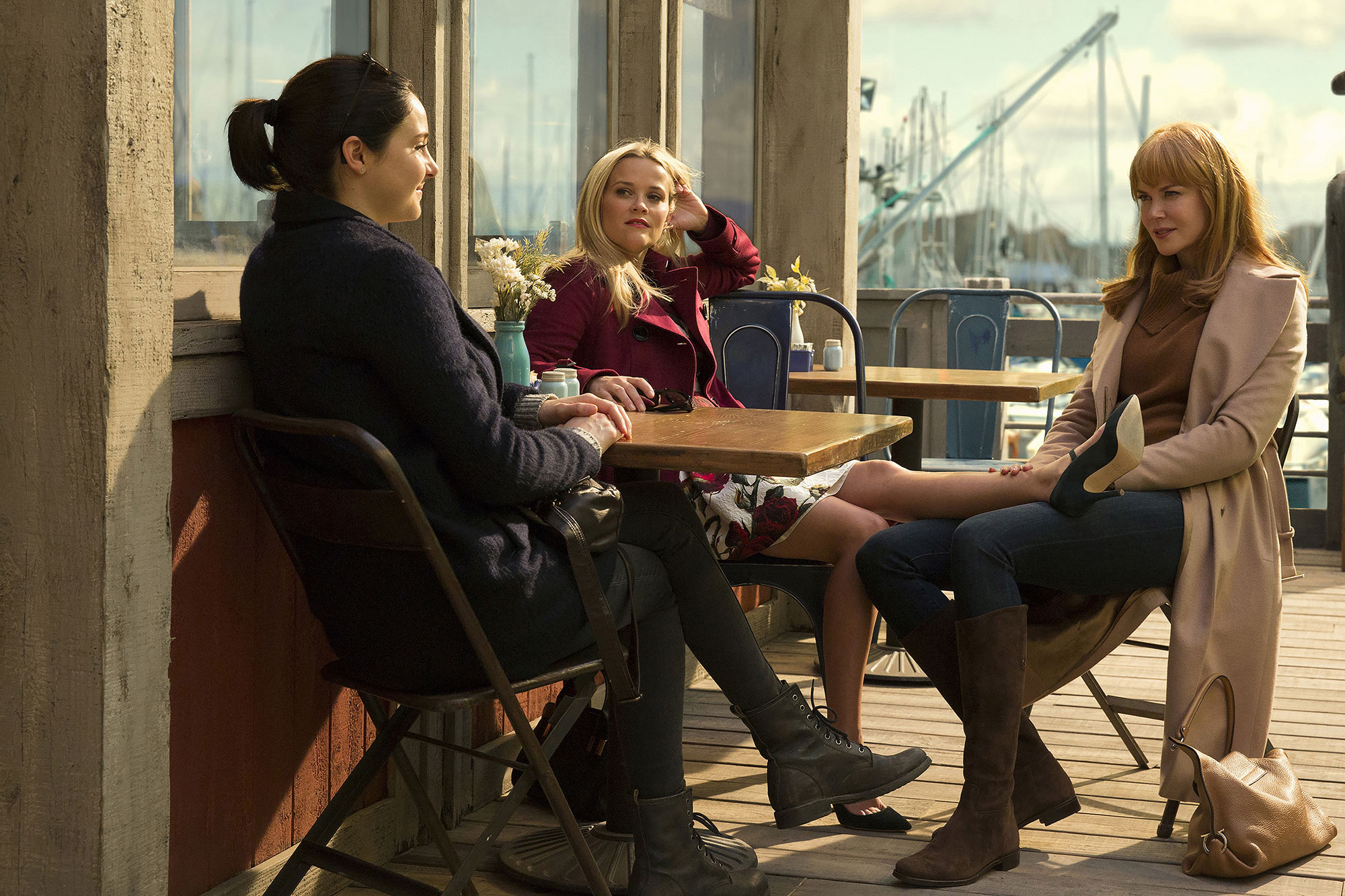 Big Little Lies' Stunning Beach Houses are the HBO Series' Real Breakout Stars