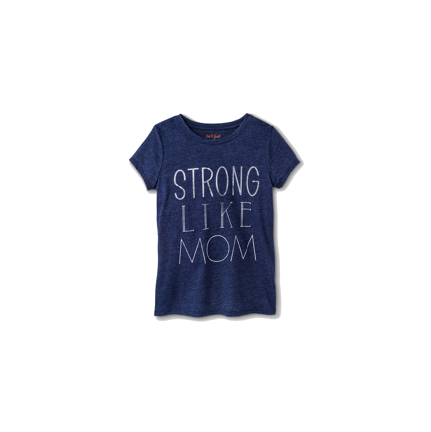 Strong as Mom Tee