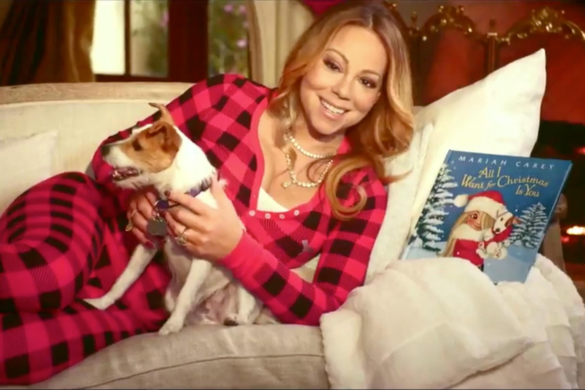 Mariah Carey's 'All I Want For Christmas Is You' is becoming an animated movie