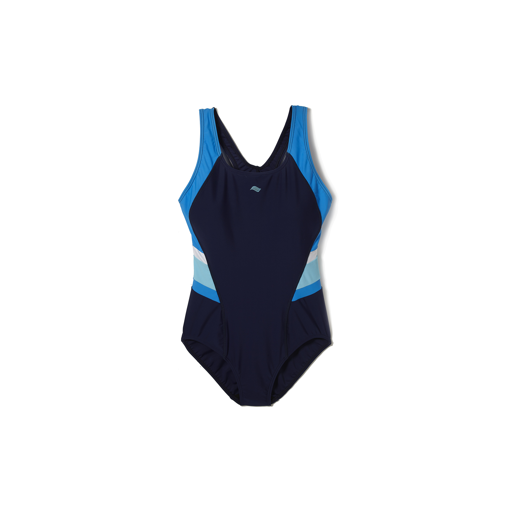 Long Tall Sally Active Colorblock Swimsuit