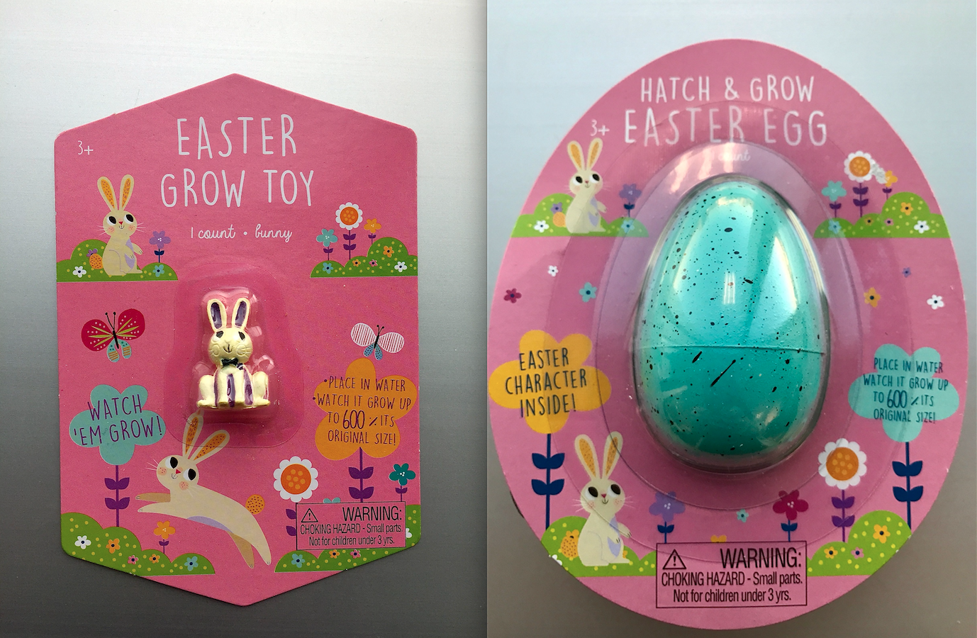 Target Recalls 560,000 Easter and Dino Toys Over Serious Ingestion Risk