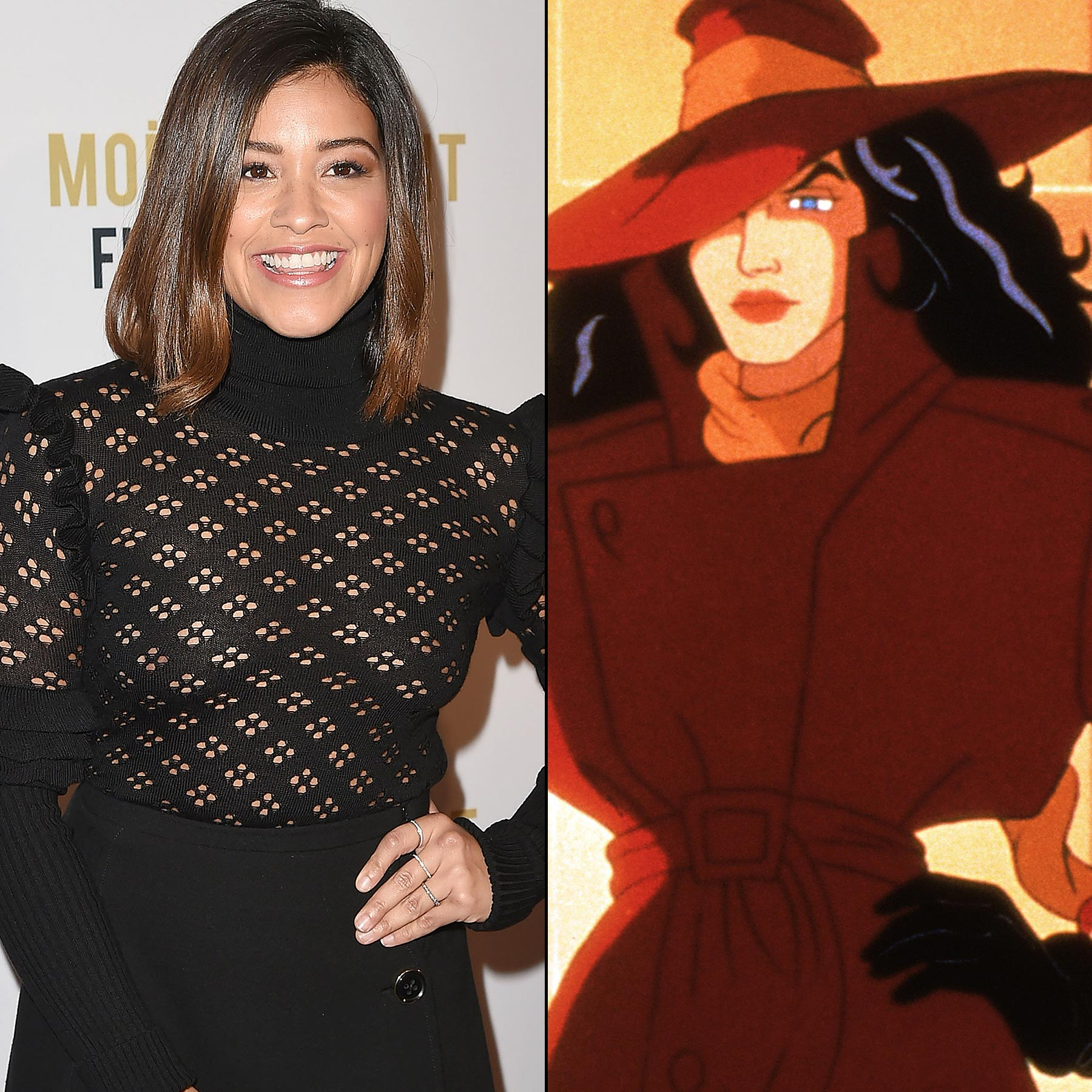 Gina Rodriguez to voice Carmen Sandiego in Netflix animated reboot