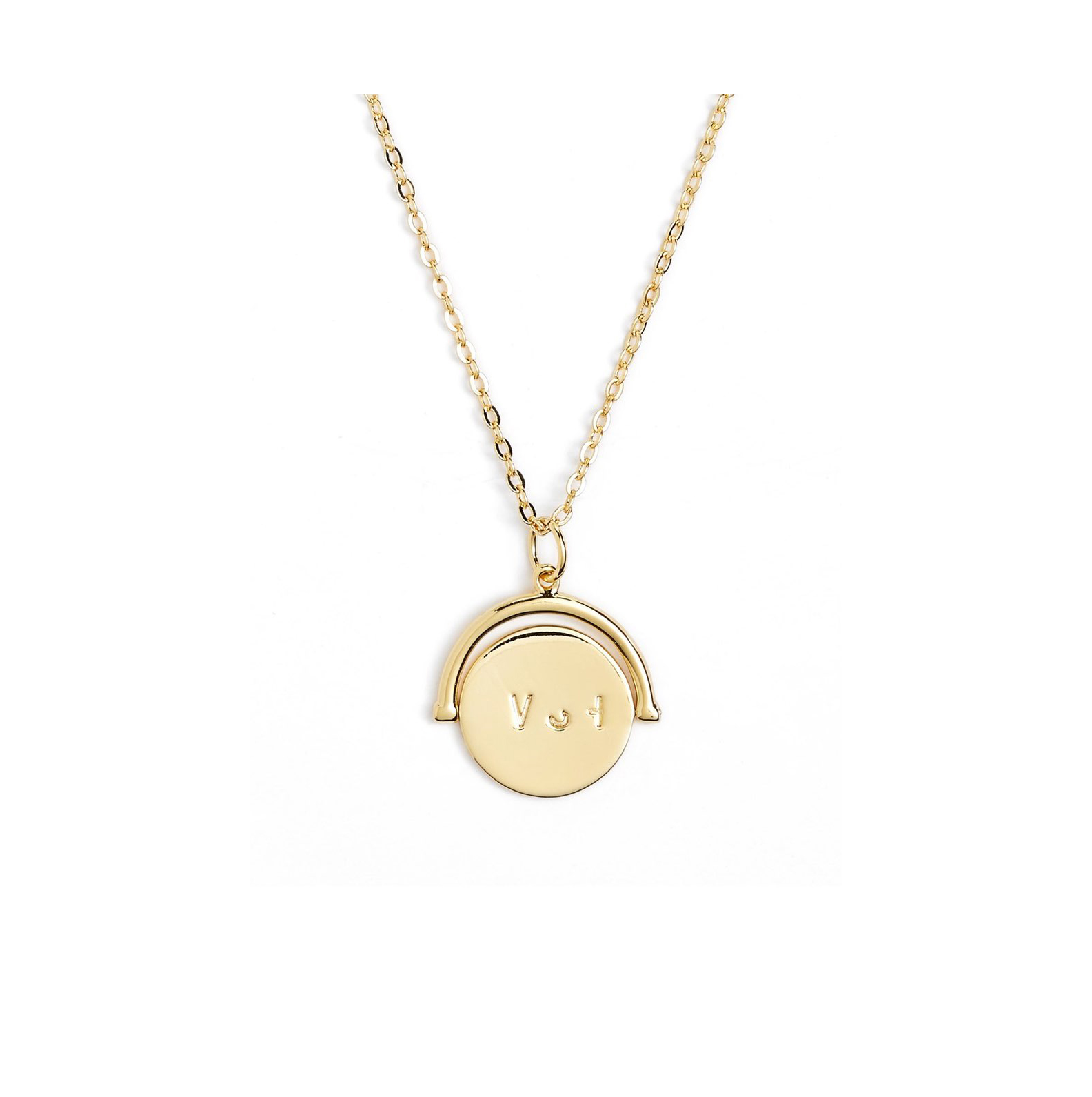 Wish Love Code Charm Necklace