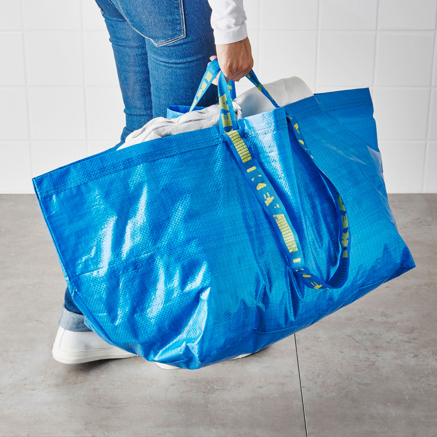 Ikea Had a Hilarious Response to Balenciaga Bag That Looks Just Like Its 99 Cent Tote