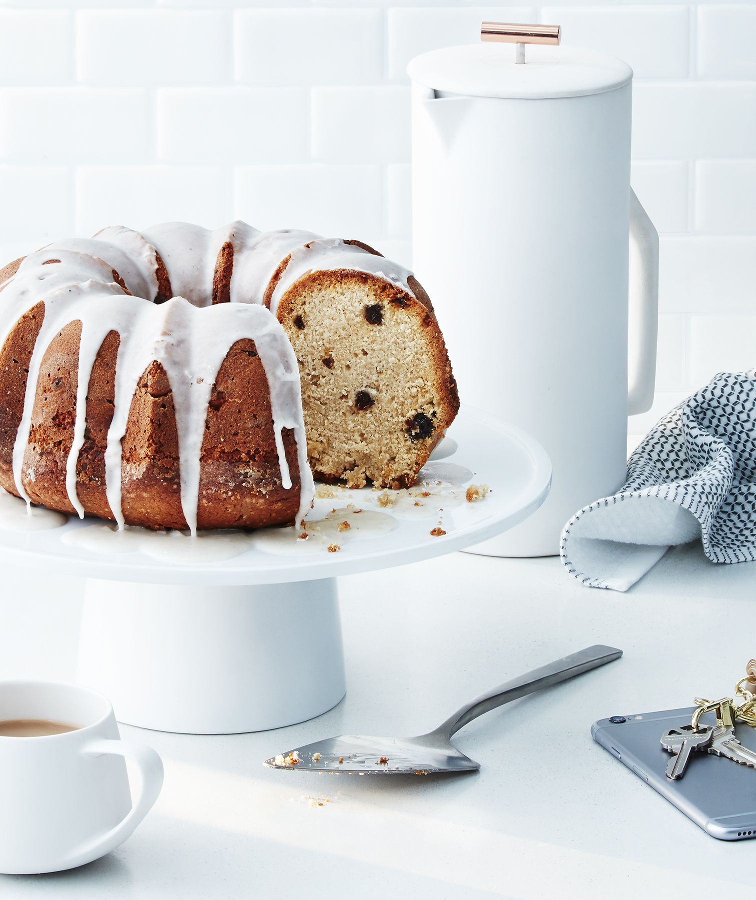 Rum-Raisin Apple 