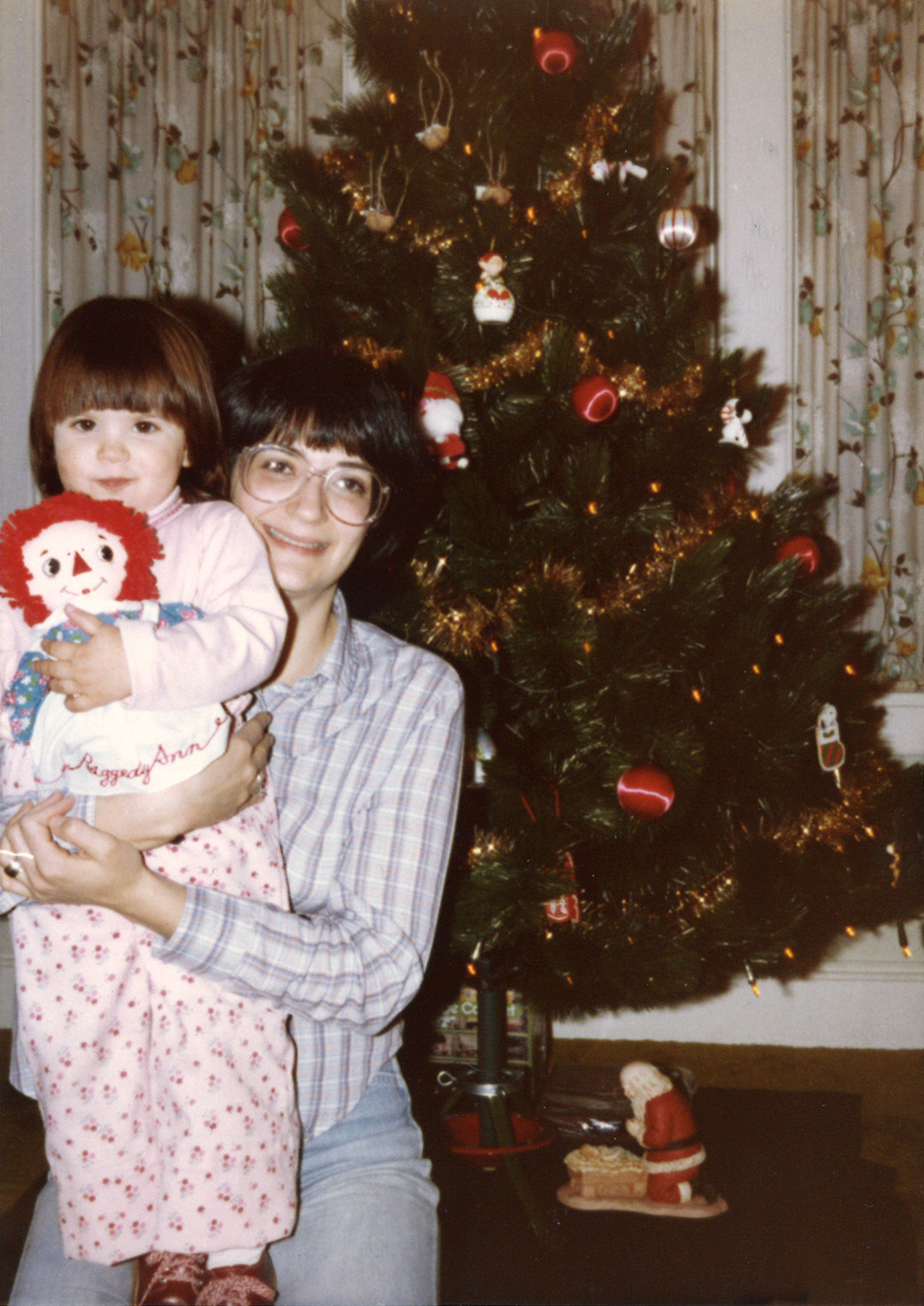On Losing My Mom and Becoming a Mother Myself