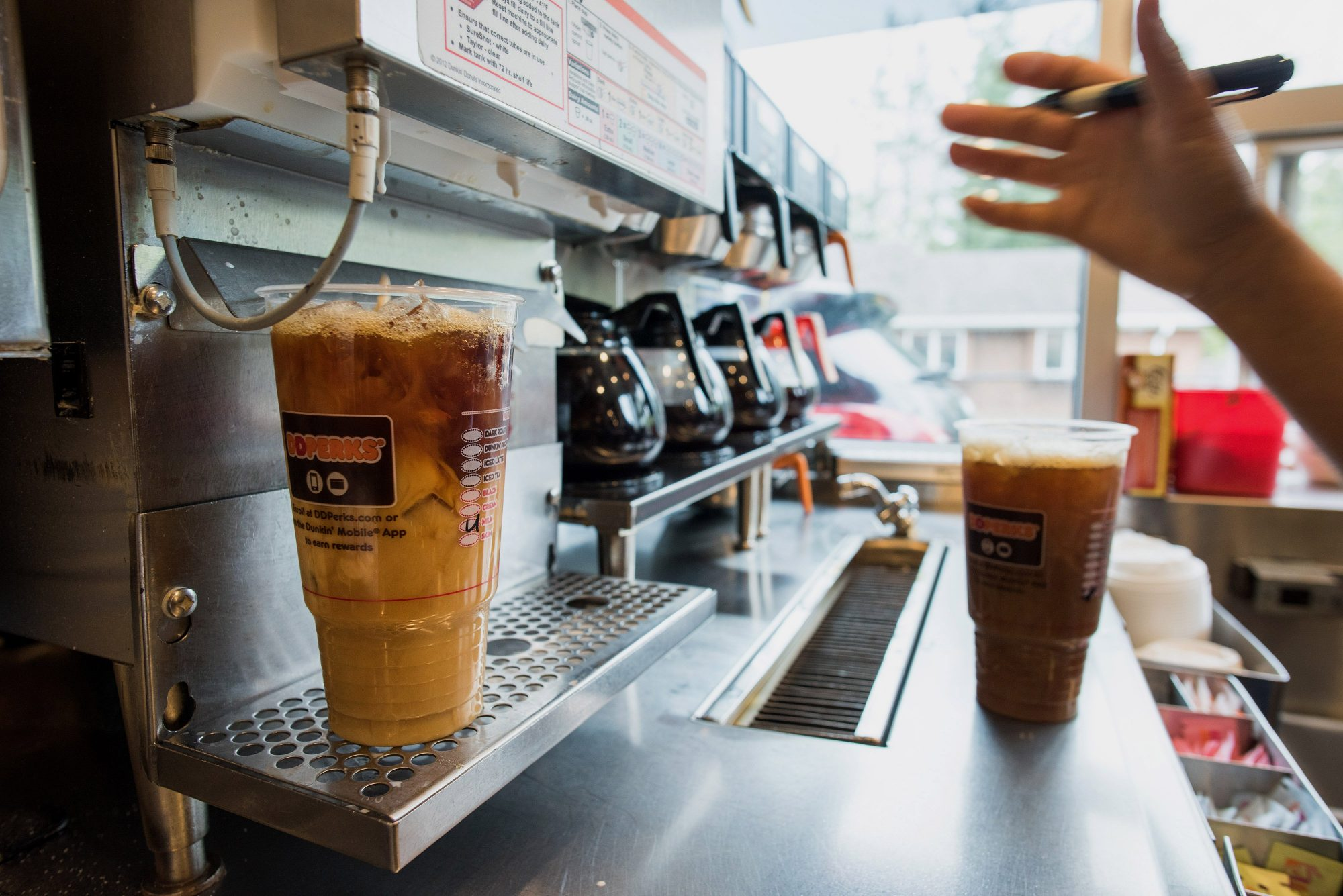 The Coffee Coolatta 'Isn't Good Enough' So Dunkin' Donuts Is Getting Rid of It