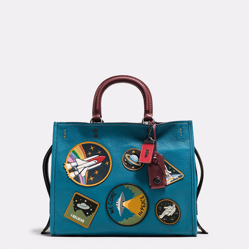 NASA Patch Purse