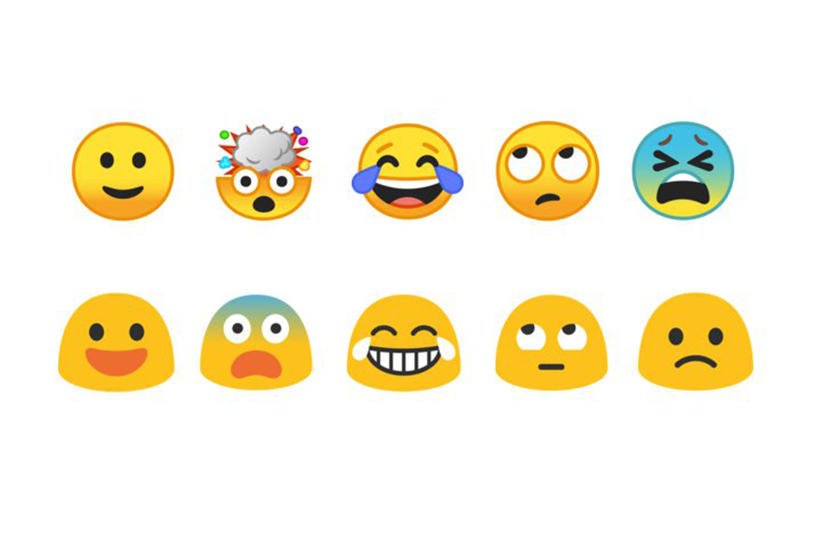 Google Is Getting Rid of Those Weird Android Emoji Blobs