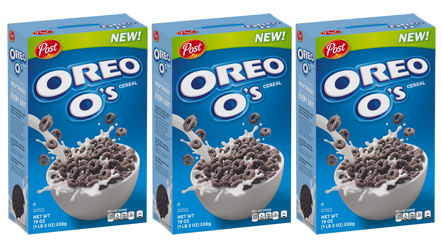 Oreo O's Cereal Is Coming Back to Stores And Our 12-Year-Old Selves Are Thrilled
