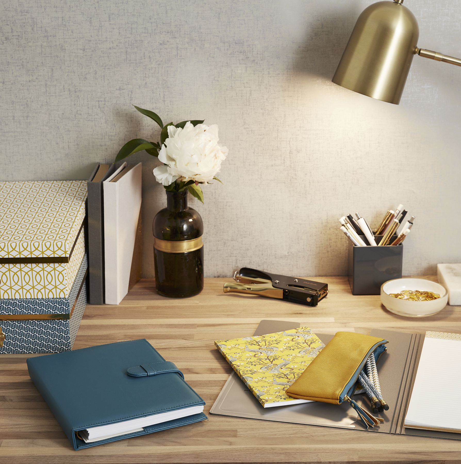 Dwell collection for Staples