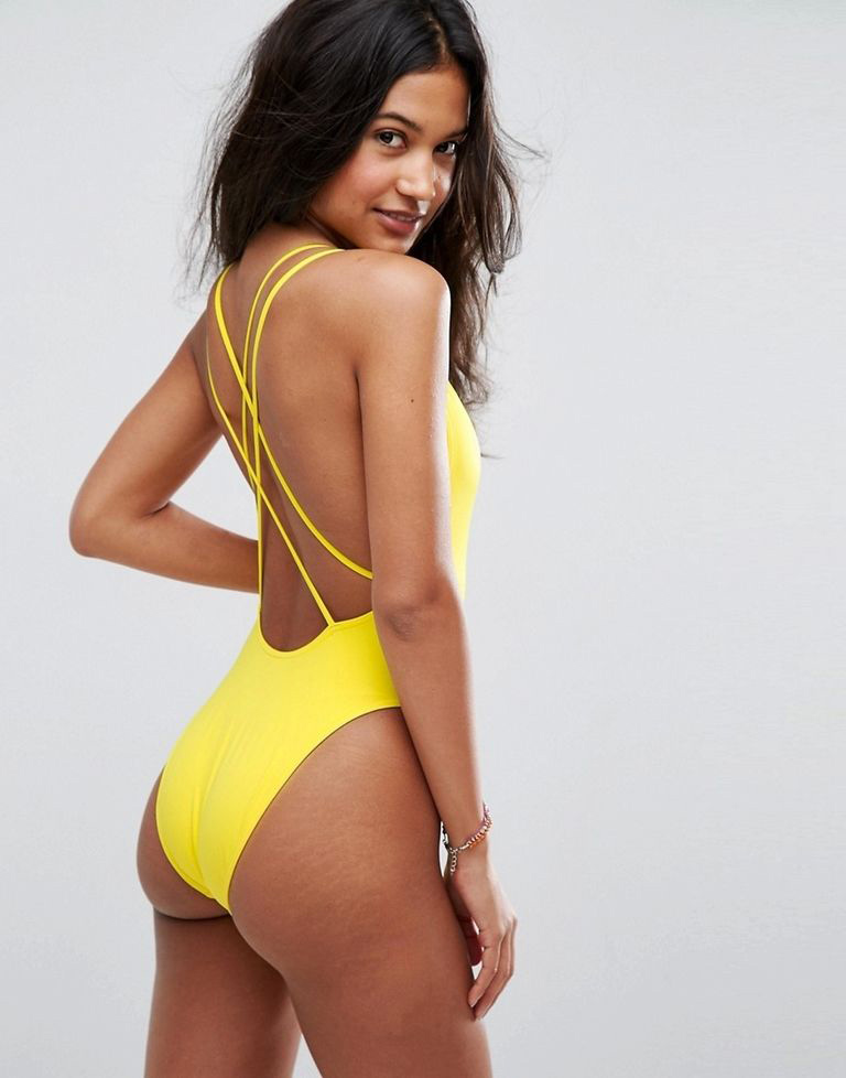 ASOS Is Featuring Swimsuit Models with Stretch Marks and Acne Scars