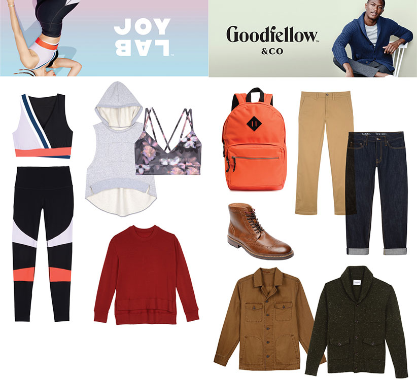 joy lab and goodfellow