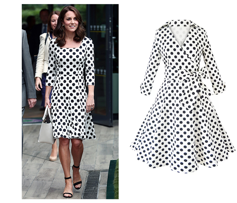 Kate Middleton's Wimbledon Look