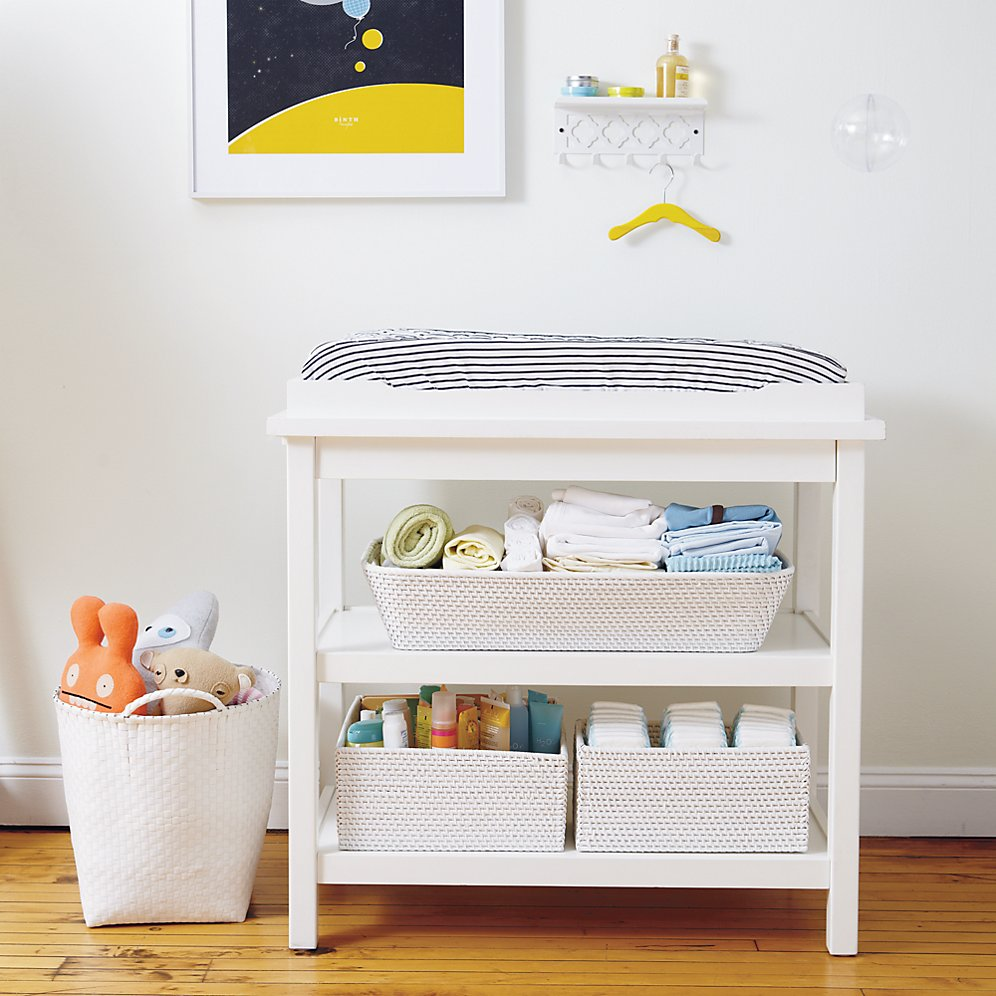 Land of Nod changing table
