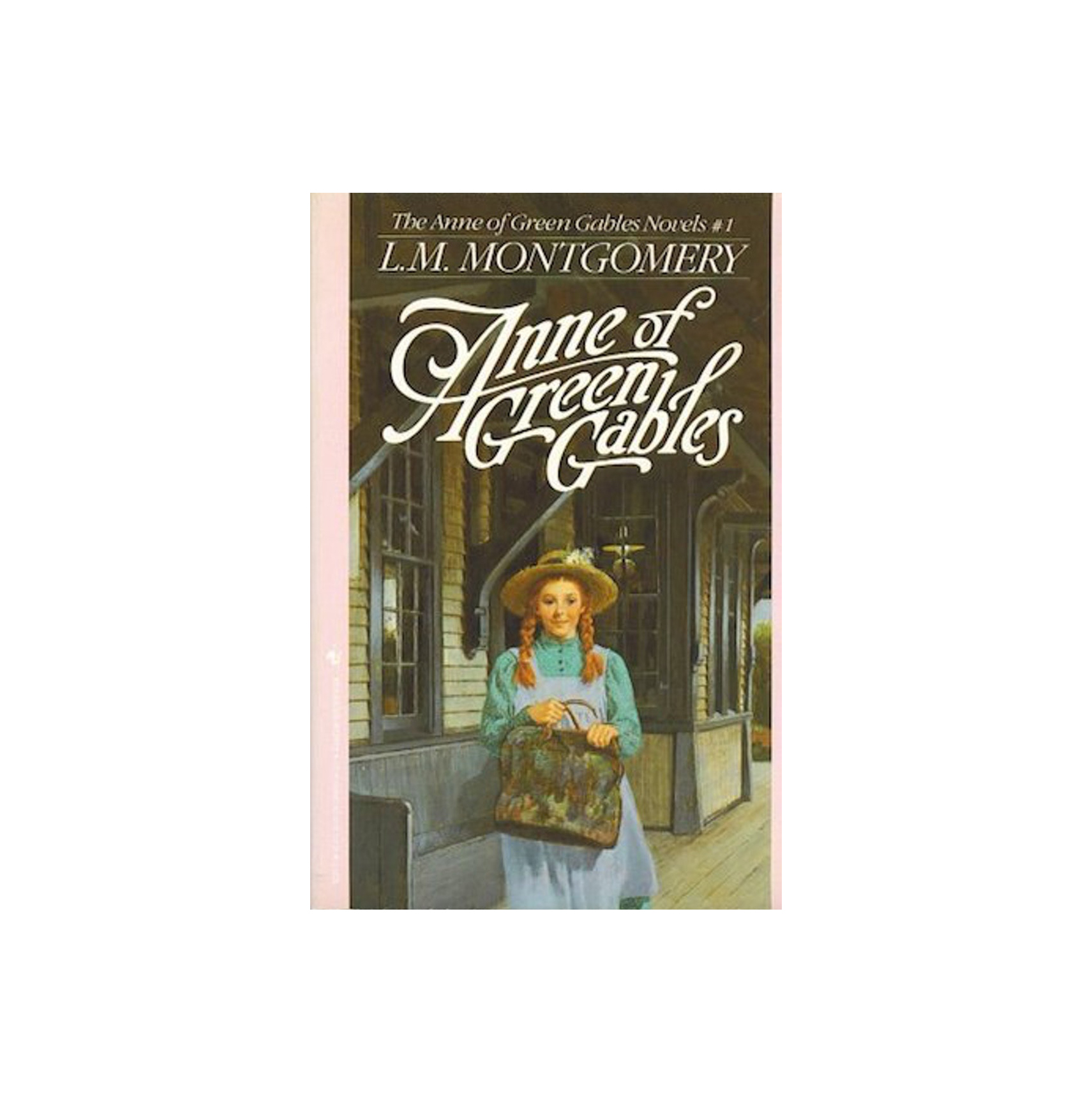 Anne of Green Gables, by L. M. Montgomery
