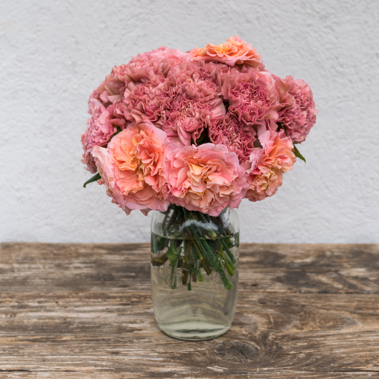 Best of Times Carnation Bouquet