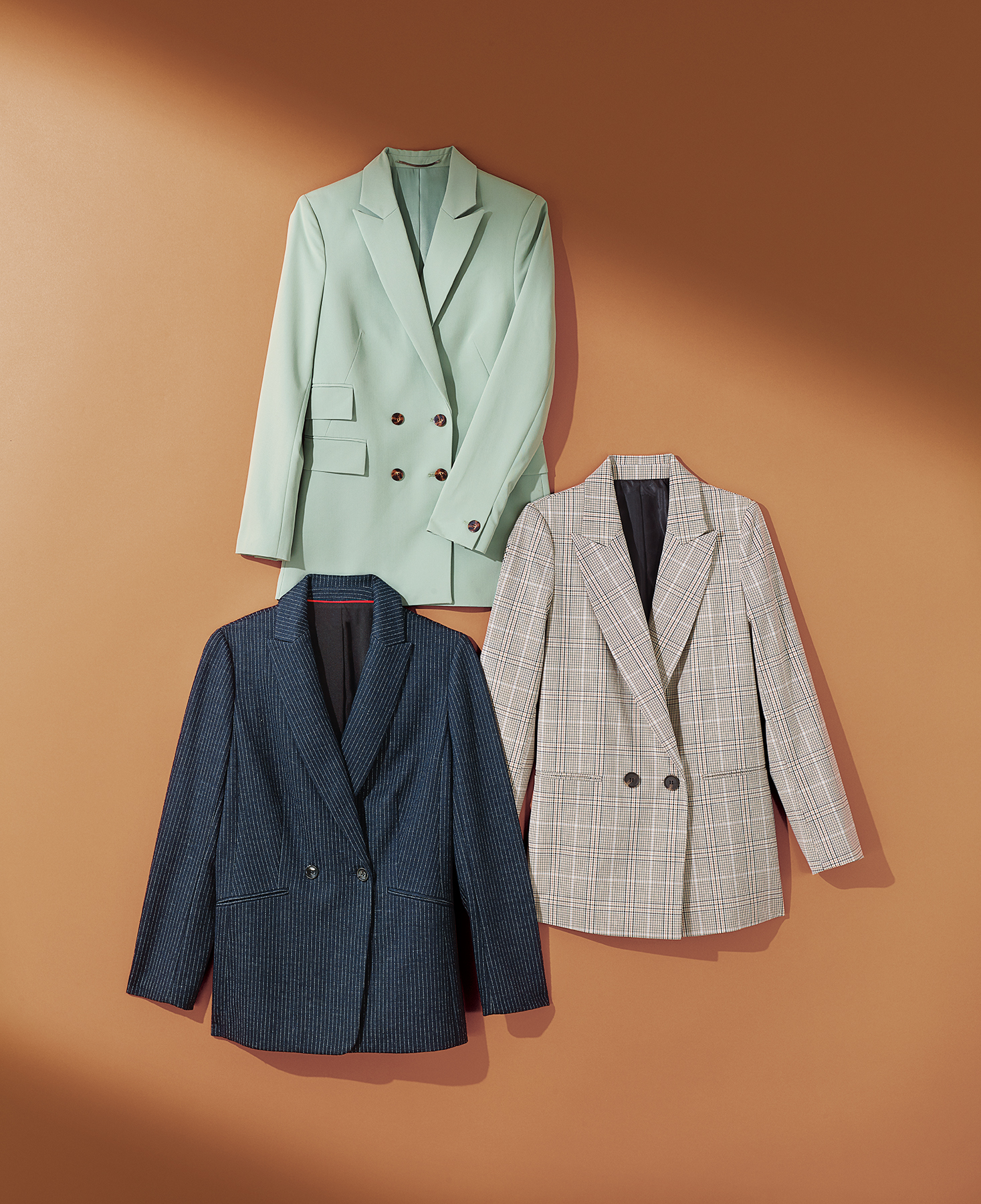 double breasted blazers fall fashion