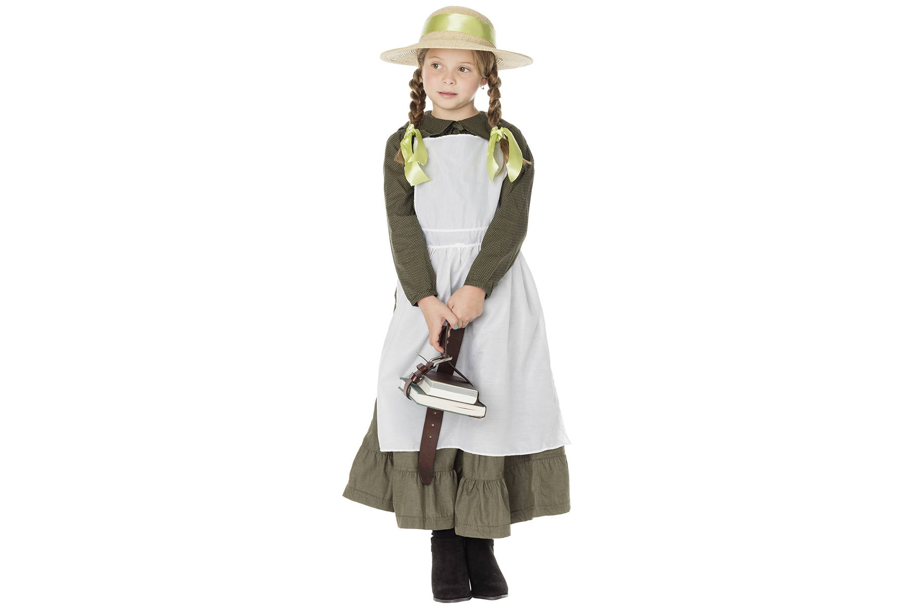 DIY Halloween costumes - Anne of Green Gables Costume