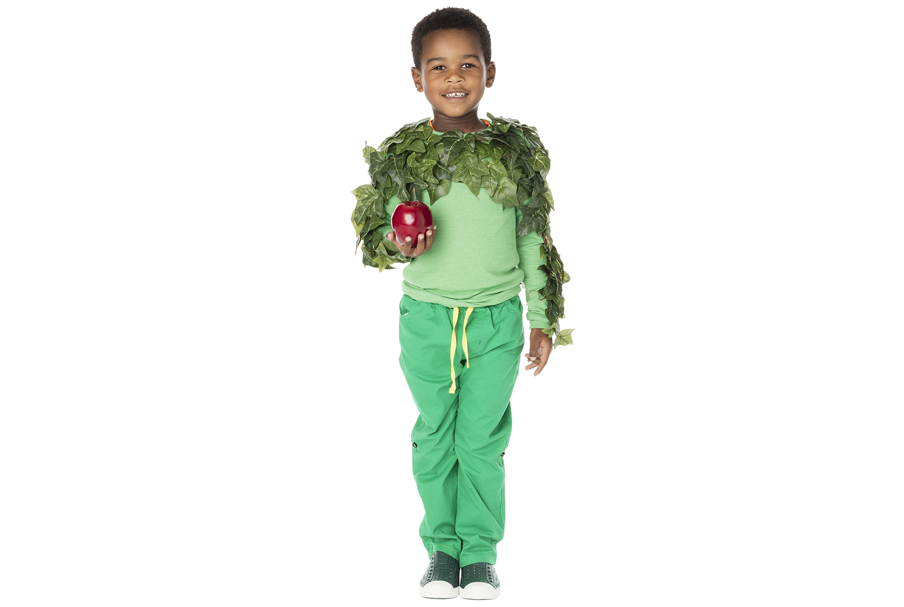 DIY Halloween Costumes- The Giving Tree Costume