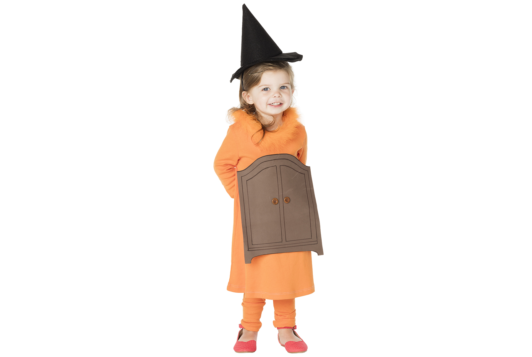 DIY Halloween costumes - The Lion, the Witch, and the Wardrobe Costume