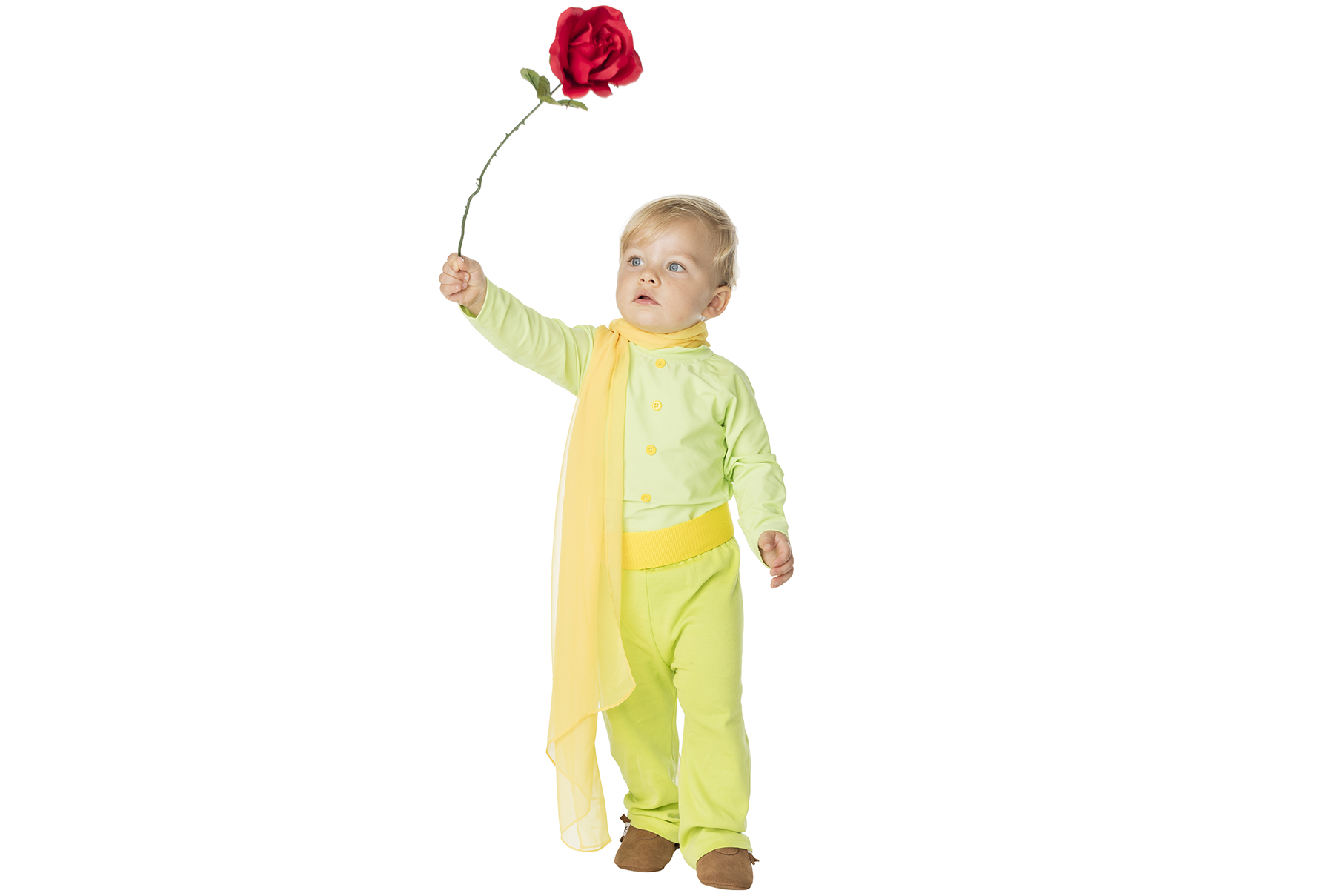 DIY Halloween costumes - The Little Prince Costume