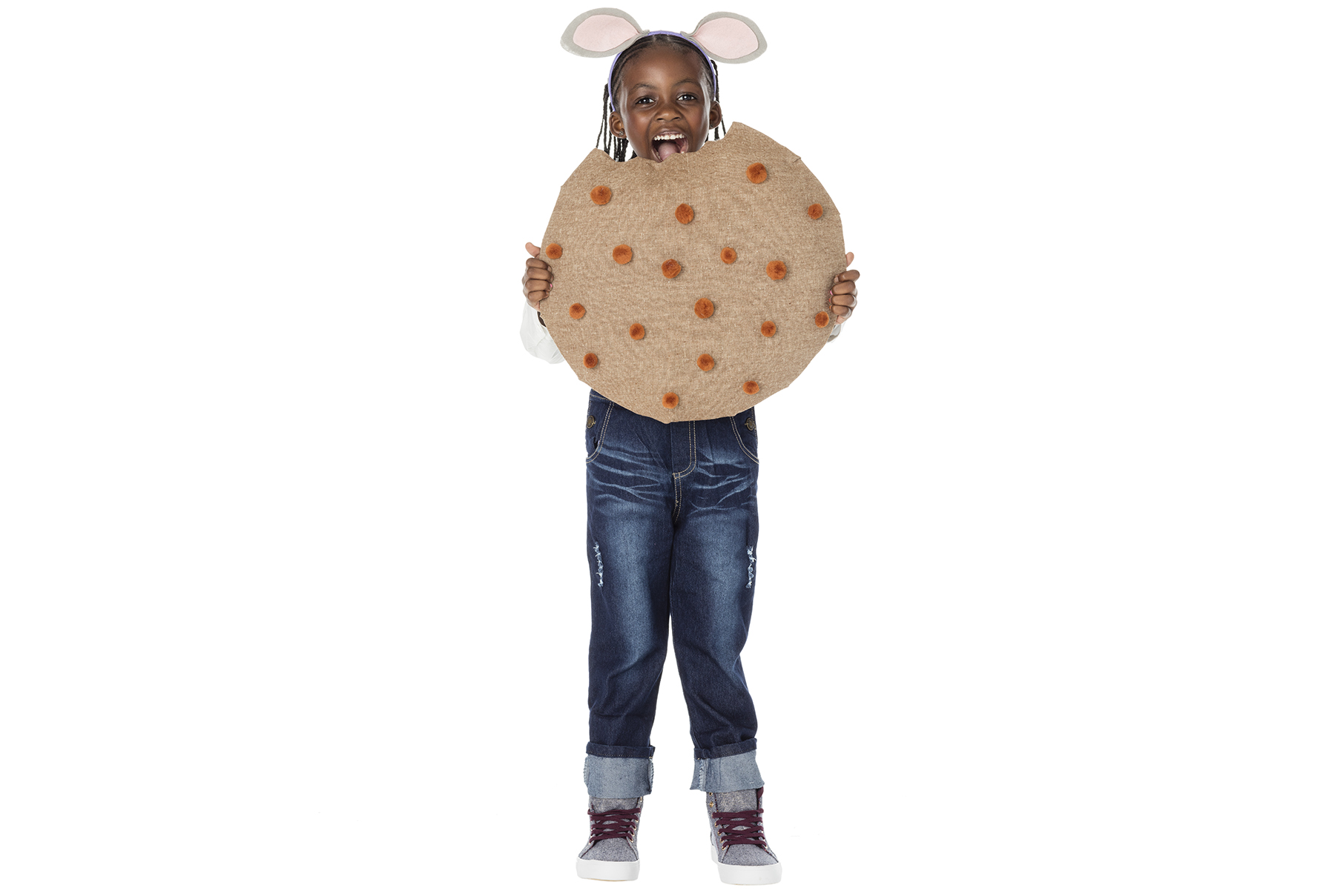 DIY Halloween costumes - If You Give a Mouse a Cookie Costume