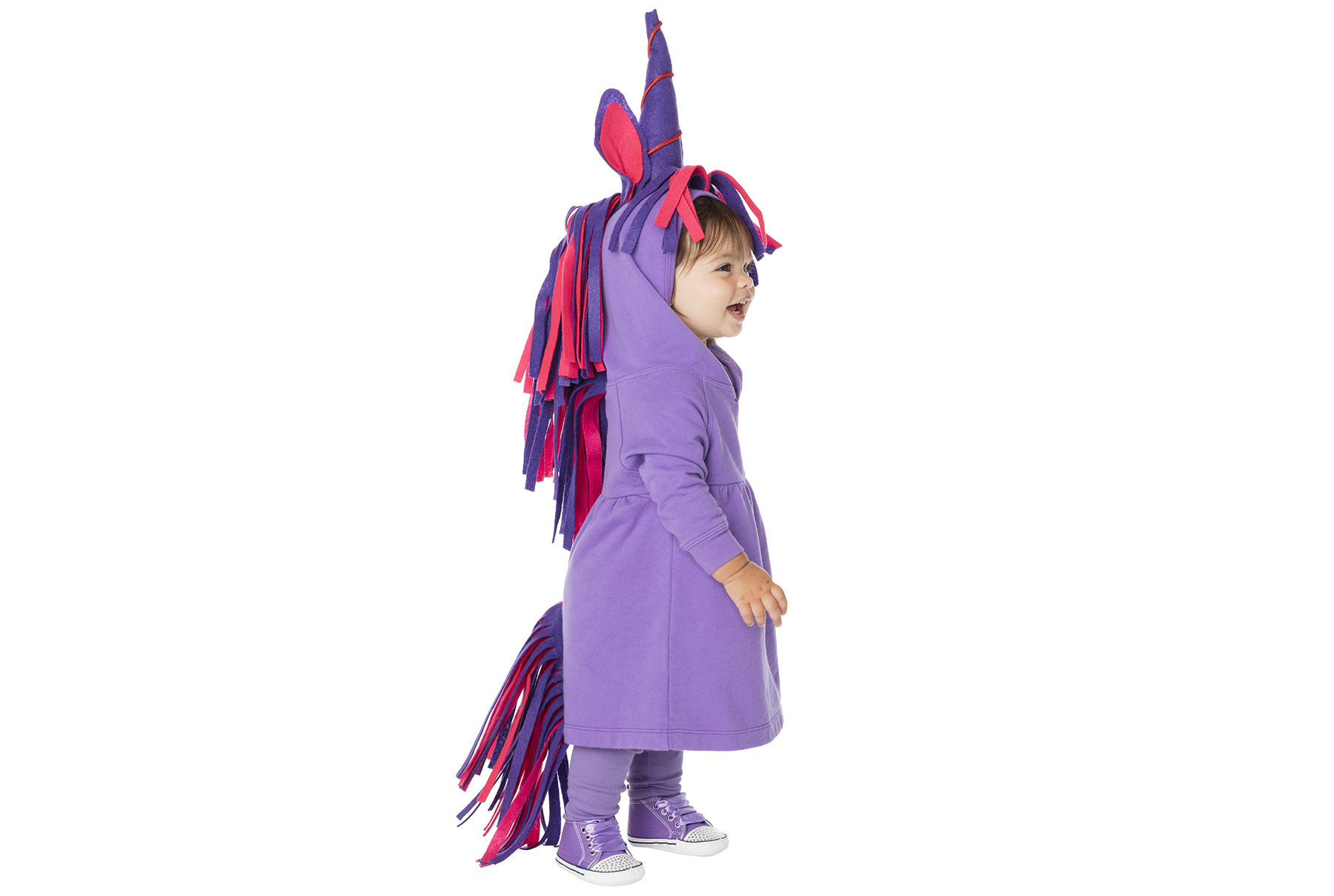 DIY Halloween costumes - Unicorn Costume