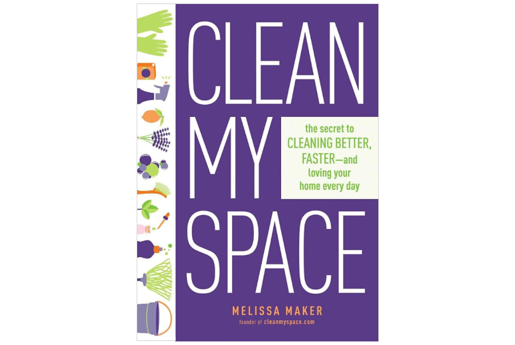 Clean My Space, by Melissa Maker