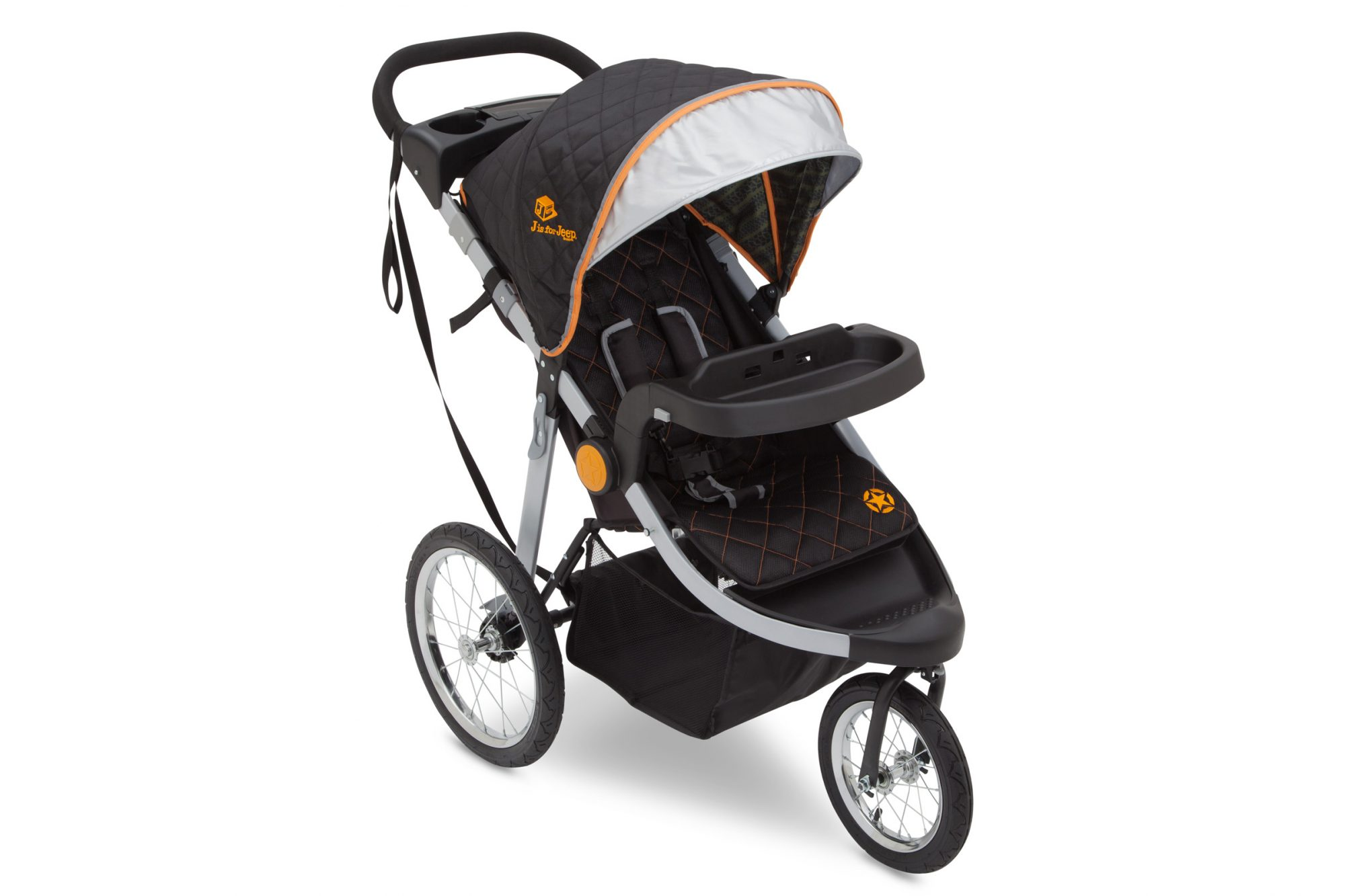 A Lot of These Popular Strollers Just Got Recalled Because Kids Could Fall Out