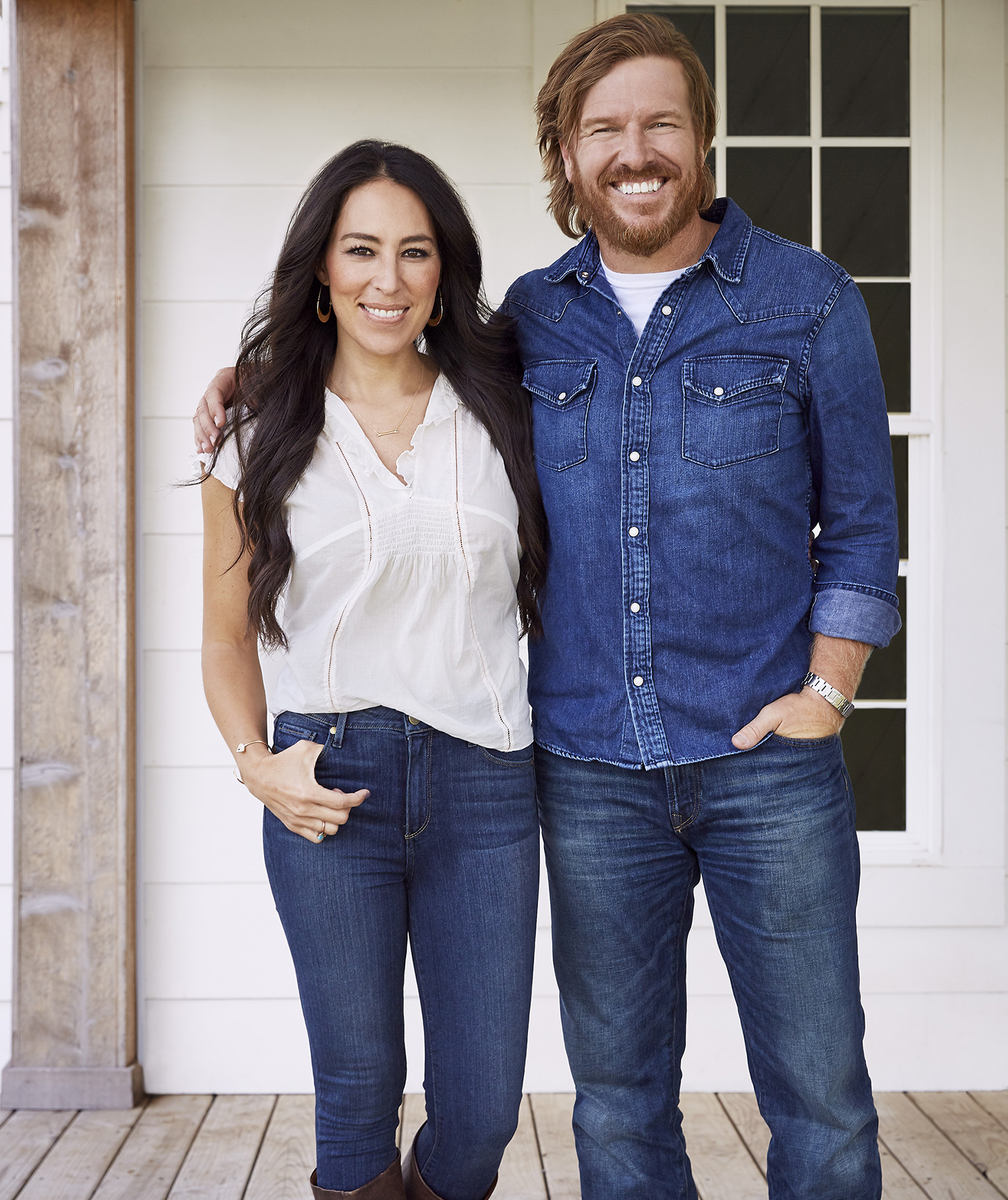 Chip and Joanna Gaines Hearth & Hand portrait