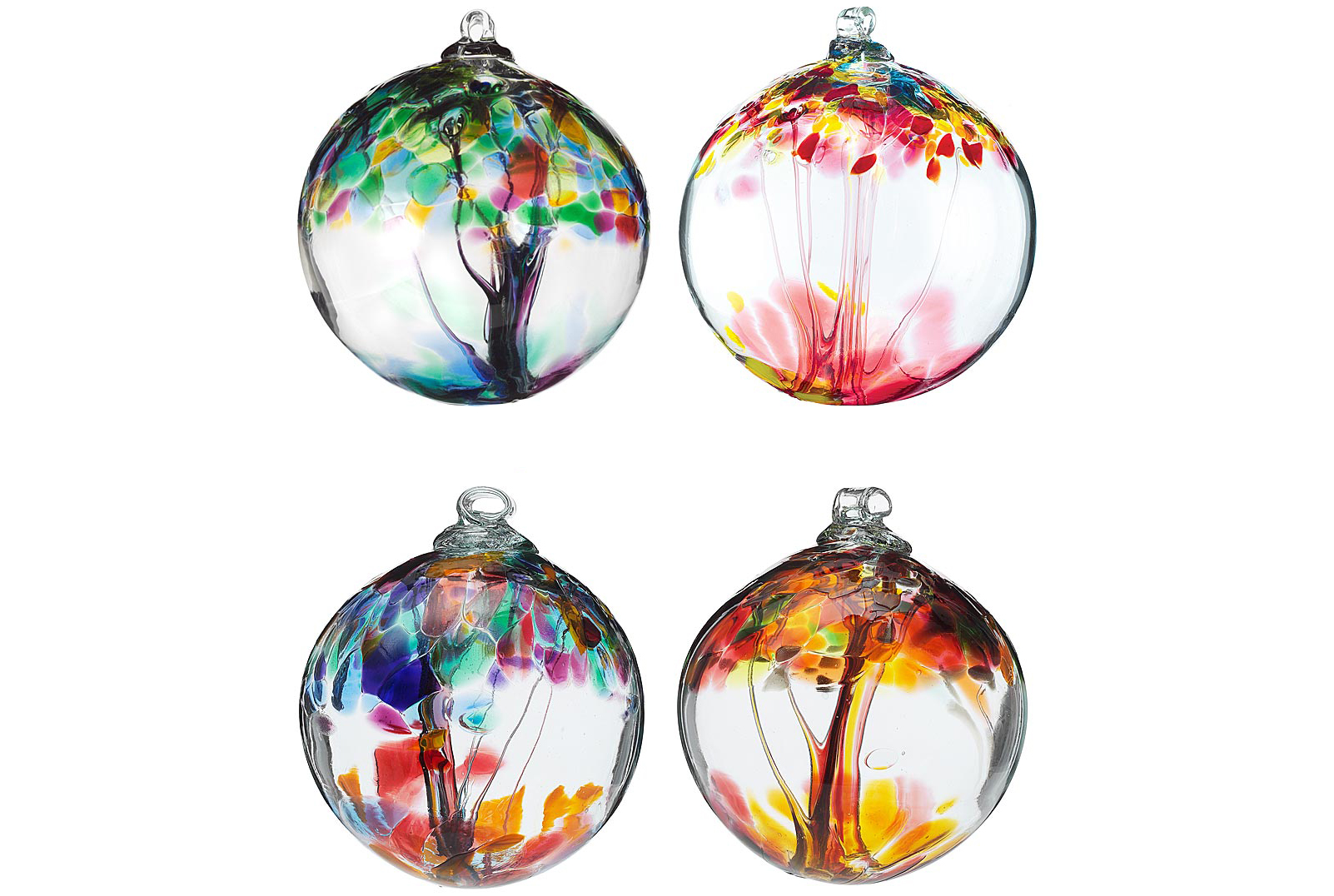Recycled Glass Globes
