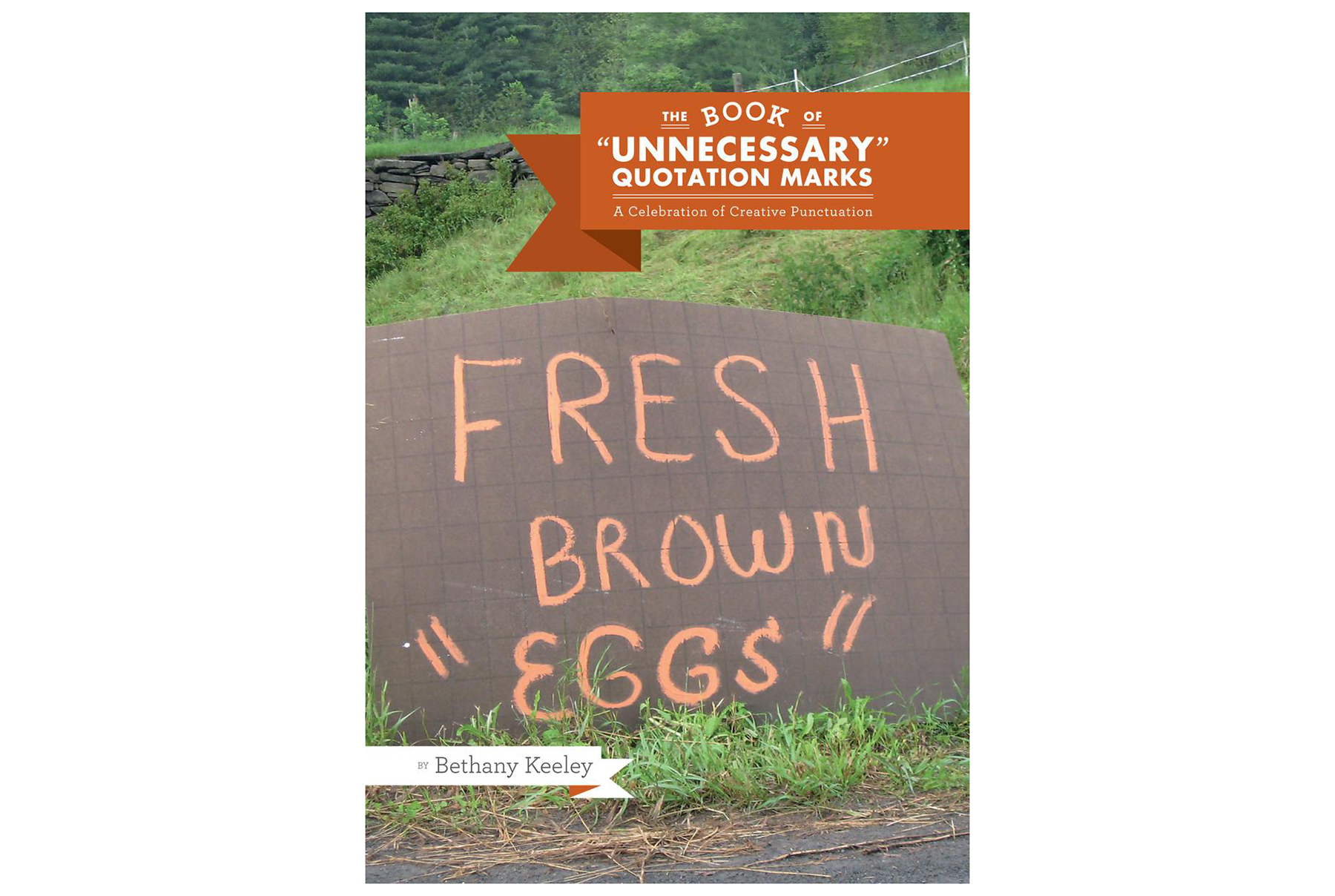 """""""Unnecessary"""" Quotation Marks Book"""