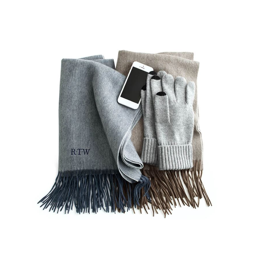 Touch Screen Cashmere Gloves