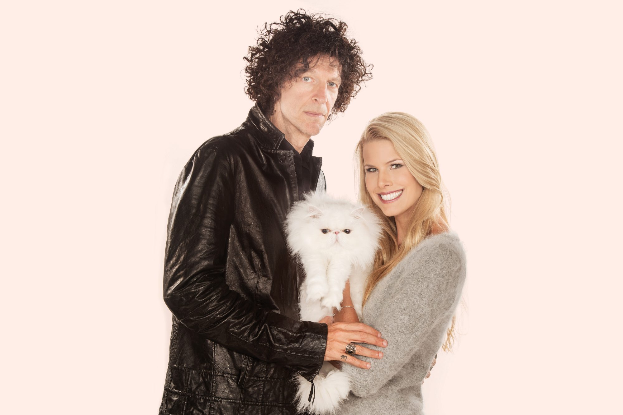 Beth and Howard Stern Love Cats. And They're Using Their $90 Million Fortune to Save Them