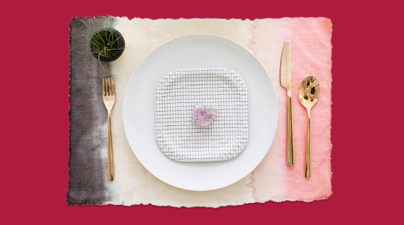 DIY Christmas Gifts for Everyone on Your List, DIY placemat