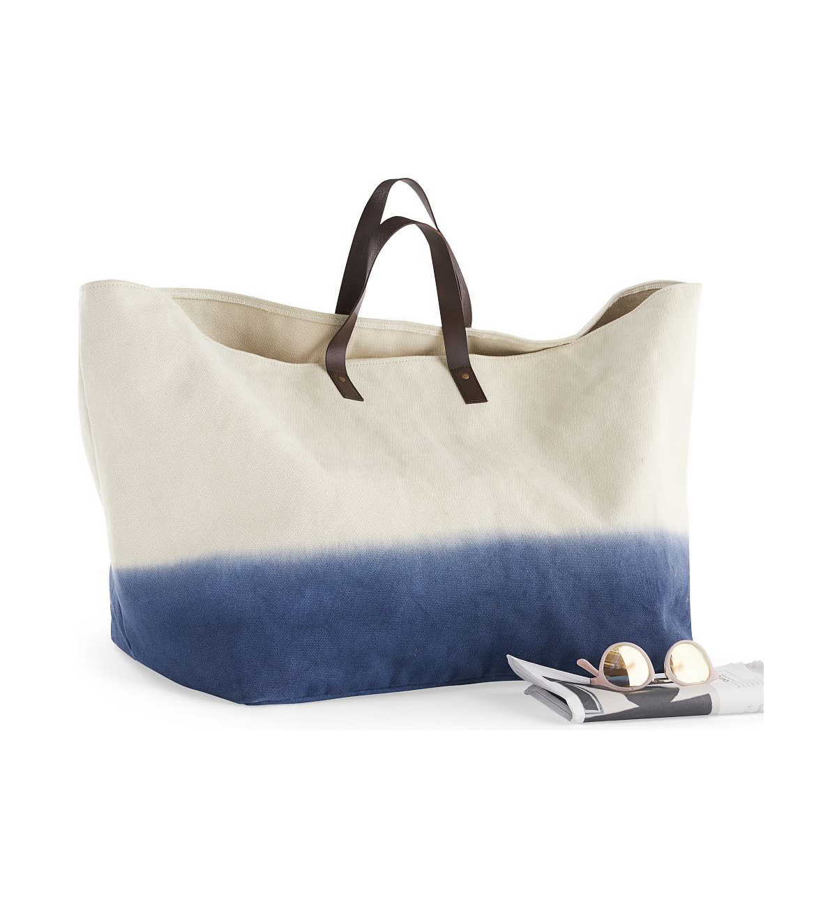 The Emily & Merrit Ombre Tote