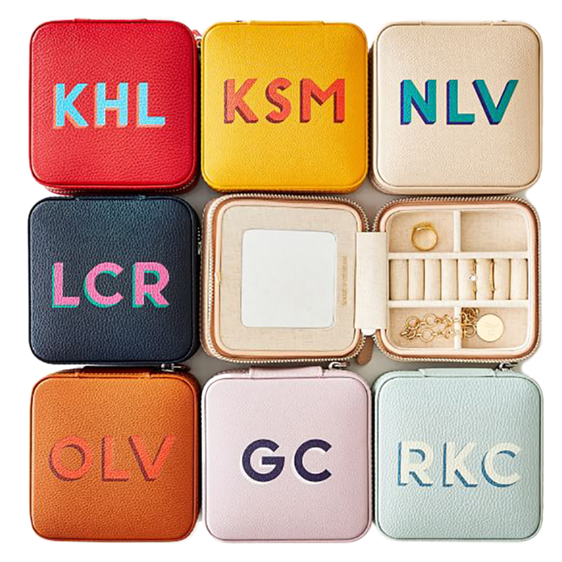 Best Christmas gifts 2019 - Mark & Graham Travel Jewelry Case